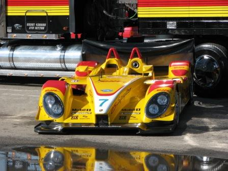 ….and unpack this beauty…the RS Spyder!