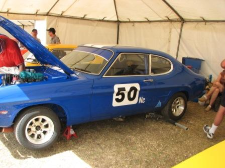 The Glenn Seton Capri no signage at all