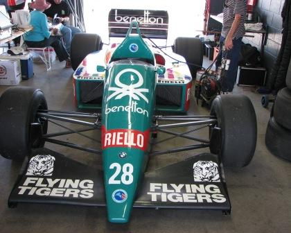 Benetton BMW B186 F1