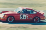 Mike Tankard at the 1990 24 hour race at Winton