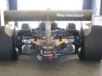 Arrows F1 rear end