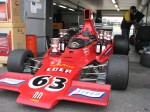 Lola T332 with the spoils