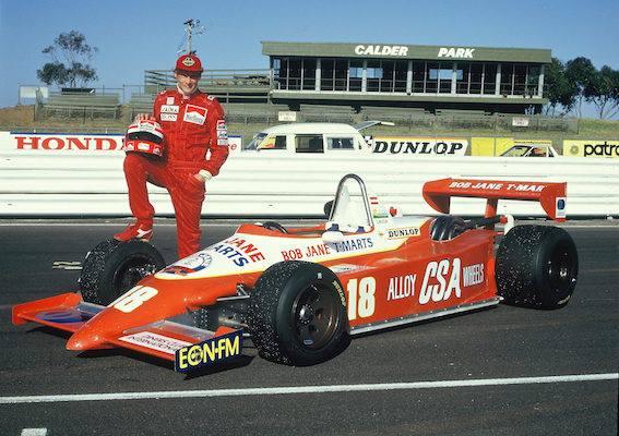 Niki Lauda RT4