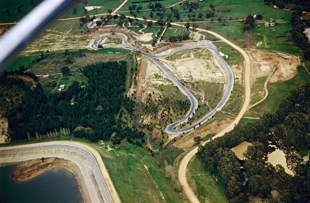 Racetracks I have driven Chapter 3 Hume Weir | Spyder